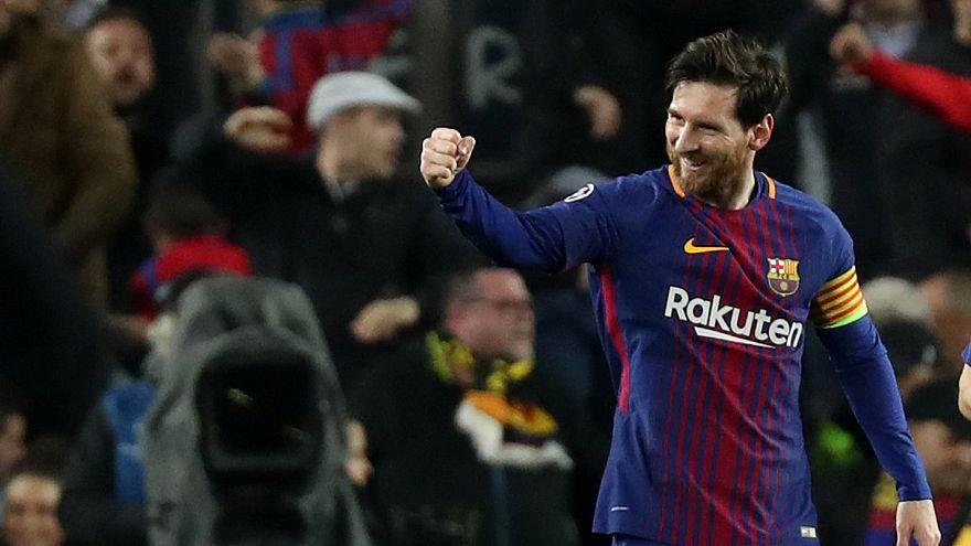 Barça et Bayern en quarts de finale de la Ligue des Champions