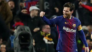 A Barca és a Bayern a negyeddöntőben