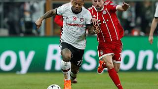 Barcelona tur atladı Beşiktaş kupaya veda etti
