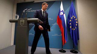 Primeiro-ministro esloveno anuncia demissão