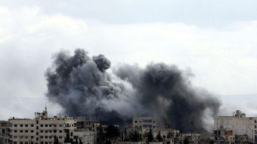 Suriye ordusu Doğu Guta'da ilerleme sağladı