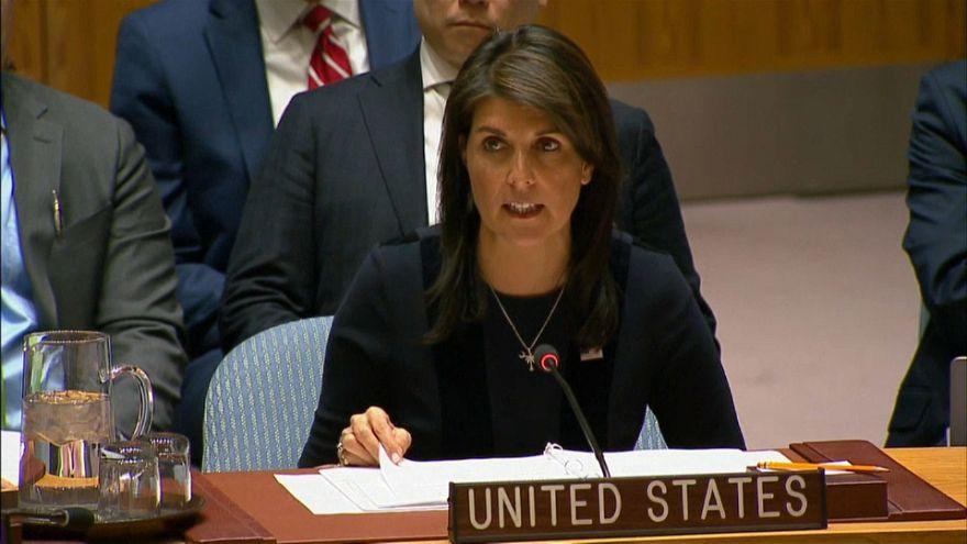 EEUU pide represalias contra Rusia por el caso Skripal