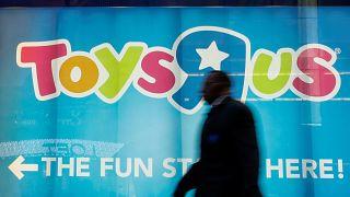 Toys'R'Us ferme ses boutiques américaines