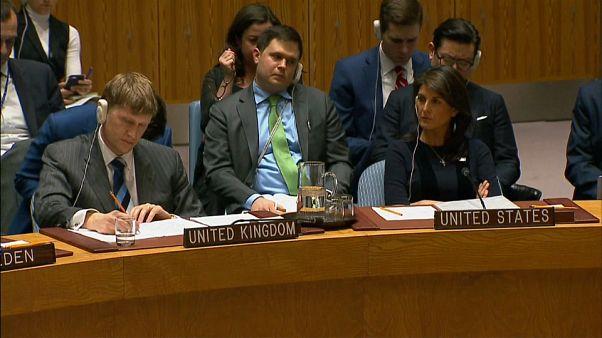 Fall Skripal: USA fordern im UN-Sicherheitsrat Maßnahmen gegen Russland