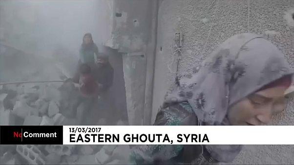 Déjà sept ans de guerre en Syrie