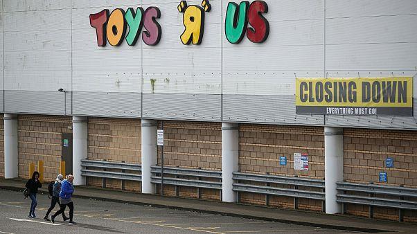 Toys R Us ABD'deki mağazalarını kapatıyor