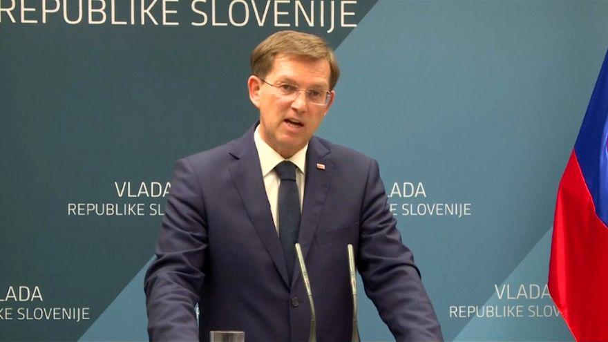 Премьер-министр Словении подает в отставку
