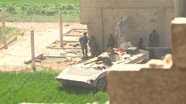 Ghouta, esercito siriano conquista il sobborgo strategico di Hamouriyah
