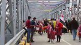 Ιράκ: Άνοιξε ξανά η «παλιά γέφυρα» της Μοσούλης