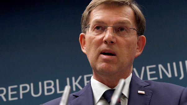 Slovenian Prime Minister Miro Cerar quits