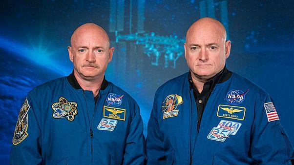اسکات لی، فضانورد و برادر دوقلوی همسانش