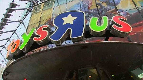 Das Spiel ist aus für US-Läden von Toys'R'Us - wackeln 1.800 deutsche Jobs?