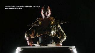 The Gift Euronews'ta ekranlarında konser veriyor