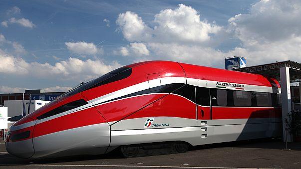 Trenitalia, inuagurata la nuova tratta Mi-Ge-Ve