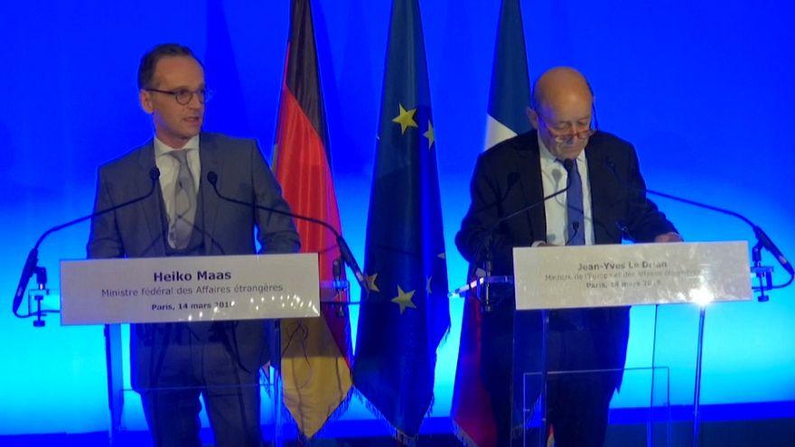Maas' erste Dienstreise: Fall Skripal und EU
