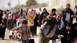 12,500 civilians flee rebel-held town in eastern Ghouta  — Syrian Observatory