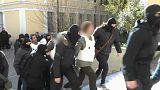 Un tribunal griego rechaza la extradición de una detenida turca