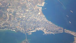 Taranto, la tomba d'amianto