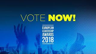 European Leadership Awards: Für wen werden Sie abstimmen?