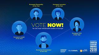 Евросоюз: отдай свой голос за персону года
