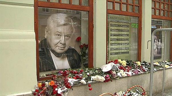 Москва простилась с Олегом Табаковым