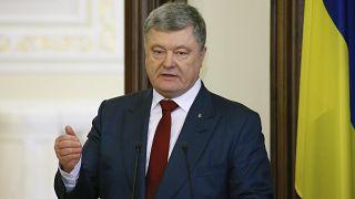 Hats off to Poroshenko!
