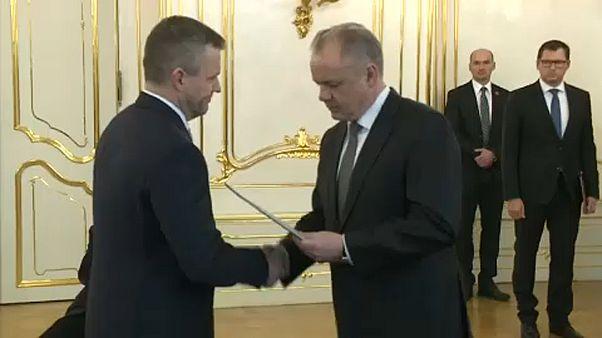 Peter Pellegrini az új szlovák kormányfő
