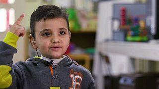 La resiliencia de Mohammad, de 7 años