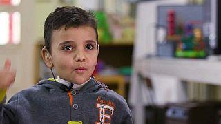 Mohammad: il bambino che sogna di viaggiare sulle ali di una farfalla