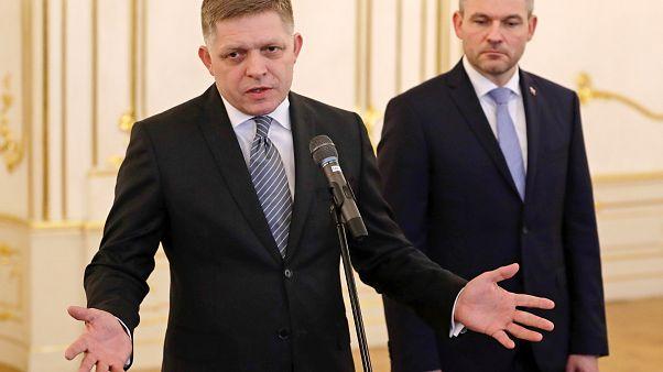 Slowakei-Krise: Robert Fico bleibt politisch aktiv