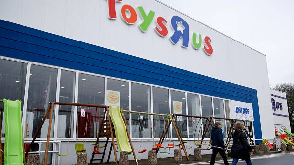 Toys'R'Us : end of the game