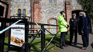 """May in Salisbury: """"Russland trägt Schuld an dieser abscheulichen Tat"""""""