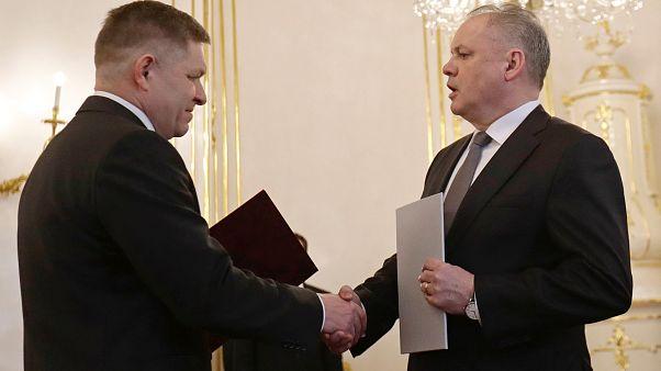 Παραιτήθηκε ο πρωθυπουργός της Σλοβακίας