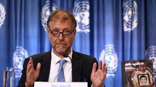 Jan Jarab Alto Comisionado de las Naciones Unidas para los Derechos Humanos