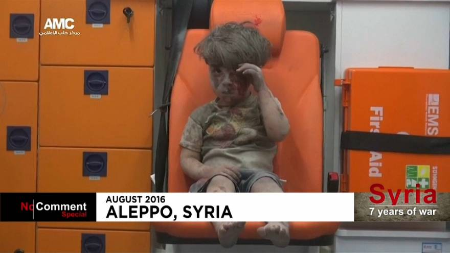 7 Jahre Krieg in Syrien