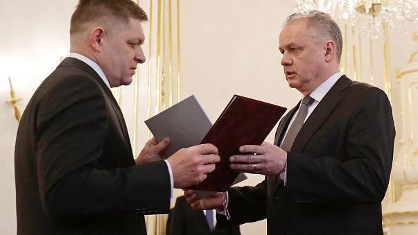 Slovakya'da hükümet istifa etti