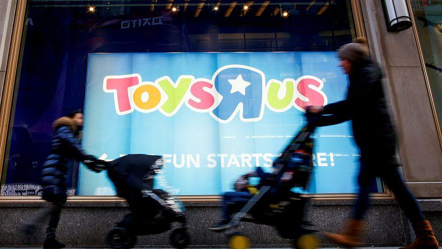"""""""Toys R Us"""" verkauft oder schließt alle Läden in den USA"""