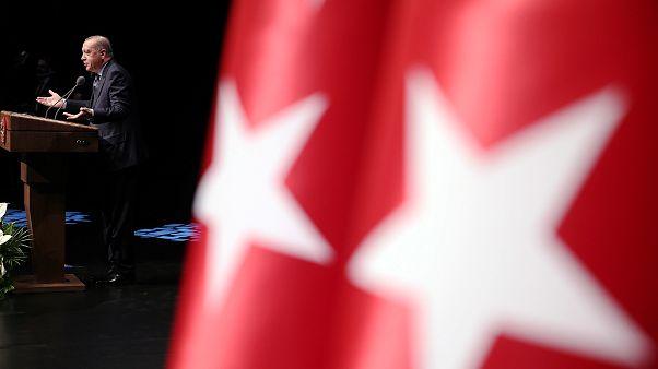 Erdogan diz que ignora resolução do Parlamento Europeu