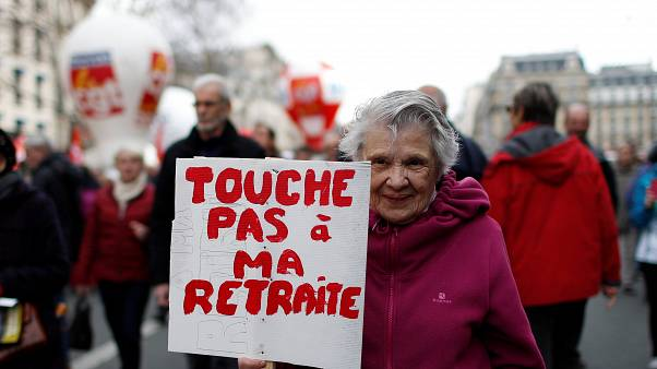 France : touche pas à ma retraite!