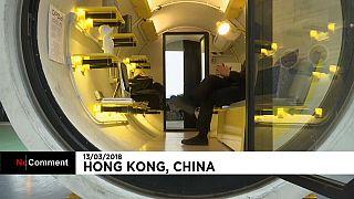 Mini-Apartments in Hongkong: Leben auf 9,3 m²