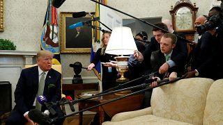 Donald Trump acusa a Vladimir Putin de estar detrás del 'caso Skripal'