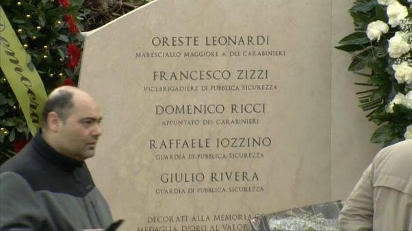 Moro, 40 anni dopo. A Via Fani una cerimonia col presidente Mattarella
