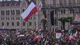 """Hungria: campanha política em """"revolução"""""""