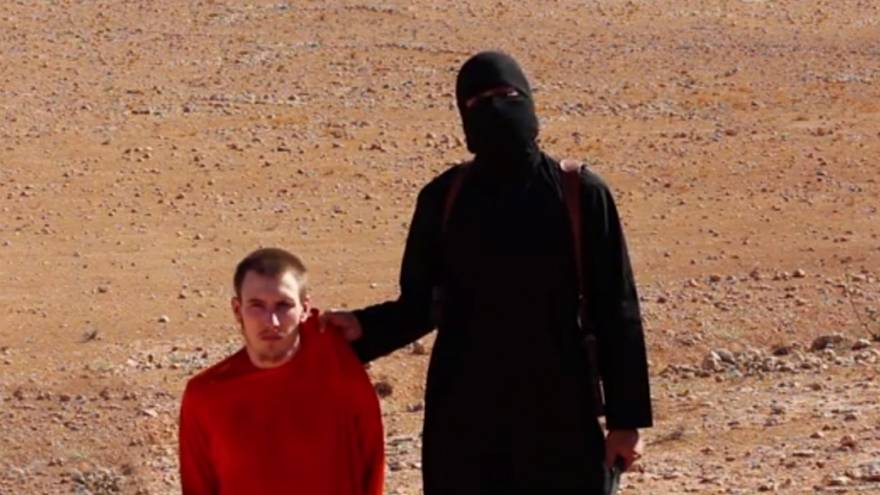 موت جلاد داعش الفرنسي مكسيم هوشار