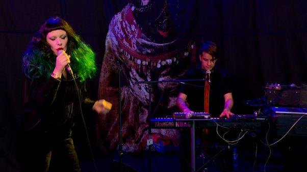 The Gift, i veterani dell'alt-rock portoghese dal vivo a Euronews