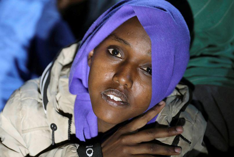 Αποτέλεσμα εικόνας για γυναικες αφρικανες προσφυγες
