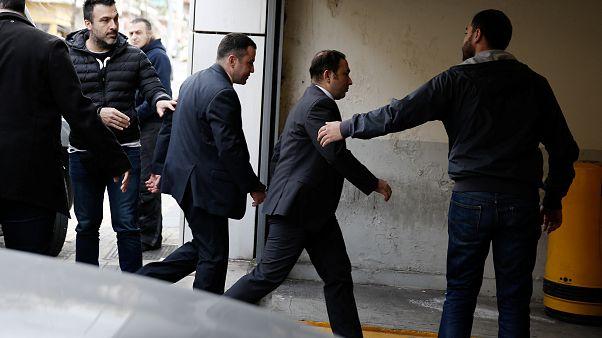 Απορρίφθηκε το νέο τουρκικό αίτημα για την έκδοση των οκτώ στρατιωτικών