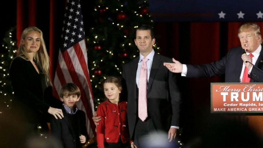 Donald Trump Jr. se divorcia