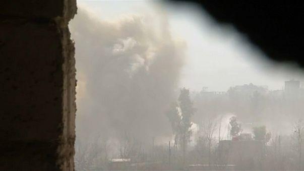 Сирийский центр мониторинга: 42 погибших в Восточной Гуте