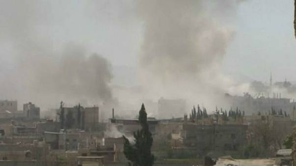 At least 31 civilians killed in Eastern Ghouta – monitoring group